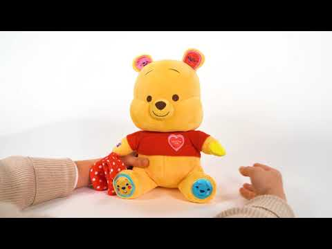 Disney Hooyay Real Feels Winnie The Pooh Plush