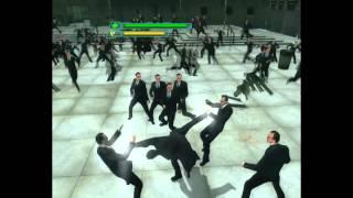 Enter the Matrix Path Of Neo PC (Smith Fight)