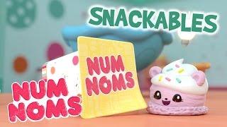getlinkyoutube.com-Num Noms Snackables | The Birthday Party | Webisode #1