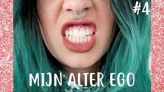 PRUIK EN PIERCINGS ♥ // MIJN ALTER EGO #4 | ♥ iamtheknees