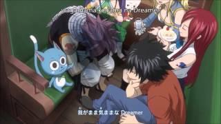 getlinkyoutube.com-Fairy Tail OP 17 [Mysterious Magic] with lyrics