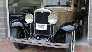 getlinkyoutube.com-1929 Chevy Landau Cabriolet For Sale - Startup & Walkaround