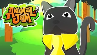 FIRST DAY IN THE WILD!! | Animal Jam