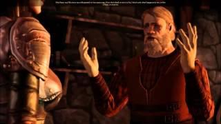 getlinkyoutube.com-Dragon Age: Origins Morrigan's Most Evil Reaction