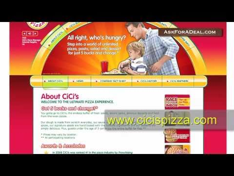 Cici's pizza coupons pearland