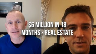 GQ 249: $6 Mill in 18 months – Real Estate Shortcut