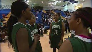 getlinkyoutube.com-Phoebus Lady Phantoms v Kecoughtan Lady Warriors - Basketball - February 11, 2016