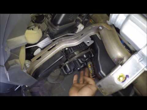 Nissan Micra 2006 - Не работает вентилятор отопителя