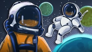 getlinkyoutube.com-Astroneers Funny Moments - Exploring the Galaxy!
