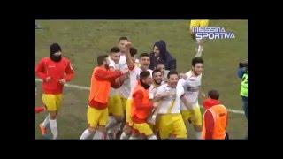 Igea Virtus-Rocca di Caprileone 3-0 (Eccellenza 24^ giornata)