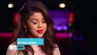 Selena Gomez - Glamour's Woman Of The Year (Behind the Scenes)