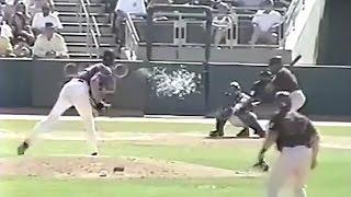 getlinkyoutube.com-Hall Of Famer Randy Johnson Kills Bird In Game