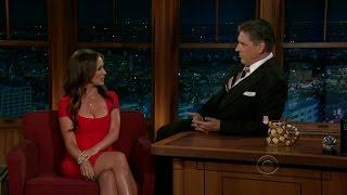 getlinkyoutube.com-Late Late Show with Craig Ferguson 5/23/2012 Jennifer Love Hewitt, Rutina Wesley