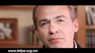 Anticomercial - Felipe Calderon Mano Firme
