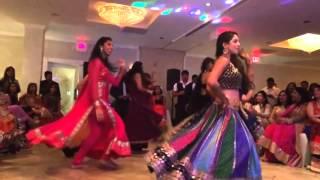 Chitiyan Kalaiyan   Bollywood Wedding Dance   YouTube width=