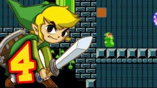 Zagrajmy w Super Mario Maker 4: Leśna świątynia
