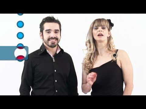 Academia de Baile - Tango Ritmo (Nivel 1 Clase 1)
