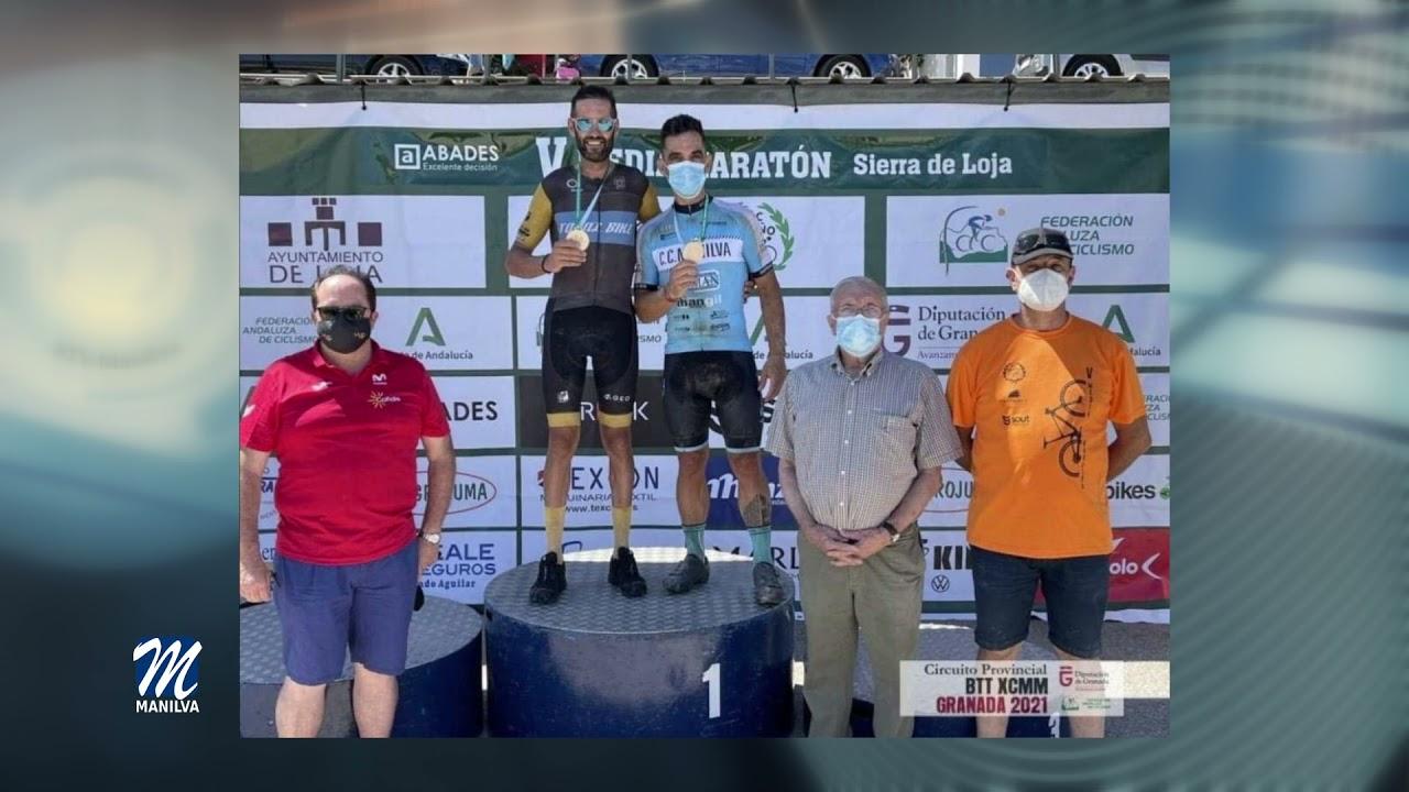 Fran Vázquez es tercero en la Media Maratón Abades Sierra de Loja