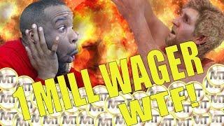getlinkyoutube.com-1 MILL WAGER! MOST BULLSHI^ GAME WINNER EVER! NBA 2k16 TeamUp Gameplay