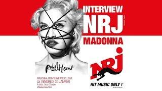 Madonna on NRJ Radio - Live Stream