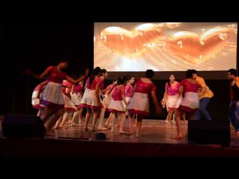 HUA CHHOKRA JAWAN RE DANCE IN SUMMER FUNK DELHI 2014