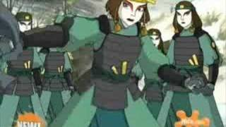 The Earth Girls of Kiyoshi: Avatar the Last Airbender