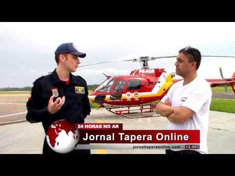 PILOTO E RESGATE AÉREO Cap.Roberto Piloto da Aeronave Esquilo Procedimentos 12-04-2014.