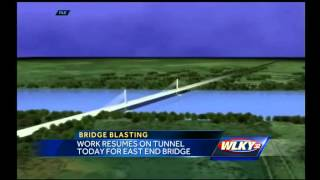 getlinkyoutube.com-Work resumes on tunnel for east end bridge