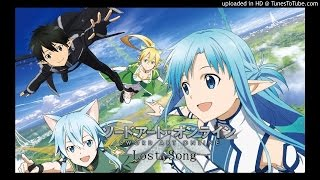 getlinkyoutube.com-Sword Art Online -Lost Song- OST - 16.三剣交錯し雌雄決す