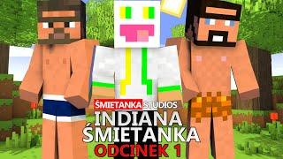 getlinkyoutube.com-Minecraft - Indiana Śmietanka #1 - Jaskiniowcy