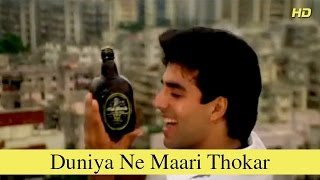 Duniya Ne Maari Thokar   Full Song     Nazar Ke Saamne   Akshay Kumar, Farheen