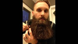 getlinkyoutube.com-Beard grooming and styling tips