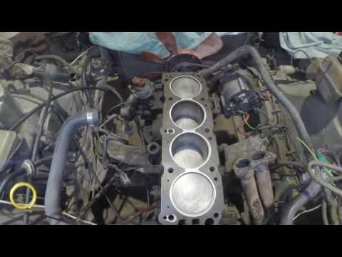 Ford sierra сборка двигателя