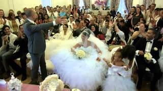 getlinkyoutube.com-Karima et Christophe- engagement film + best-of mariage by Hatim cameraman