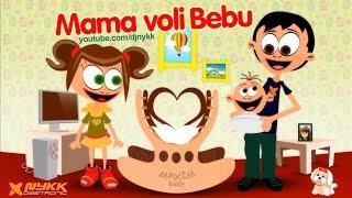 getlinkyoutube.com-Mama voli bebu (Mommy Loves Baby) 2013 Lullaby Song for Little Children