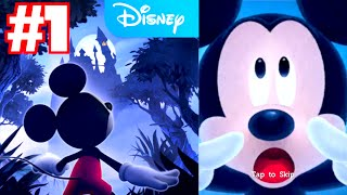 getlinkyoutube.com-Castle of Illusion Starring Mickey Mouse - Walkthrough Part 1 (iPhone Gameplay)