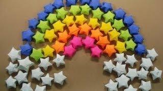 getlinkyoutube.com-paper stars / origami stars tutorial