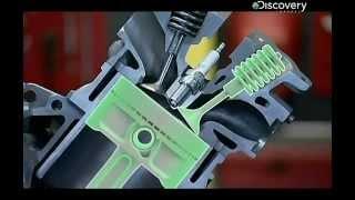 getlinkyoutube.com-Четырёхтактный двигатель. Принцип работы