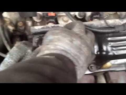 Контрактный двигатель EGH Dodge Caravan III 1996-2000