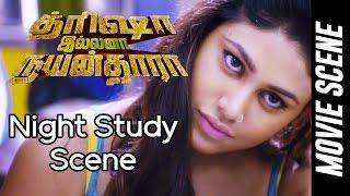 getlinkyoutube.com-Trisha Illana Nayanthara - Night study scene | G.V. Prakash Kumar | Anandhi | Manisha Yadav