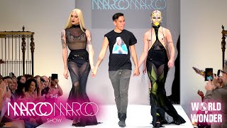 getlinkyoutube.com-#MarcoMarcoShow - Collection Four Pt 1 at NY Style Fashion Week at Gotham Hall