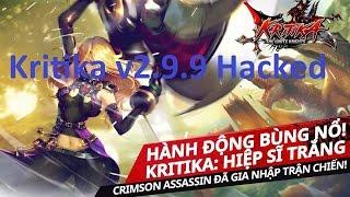getlinkyoutube.com-Kritika: The White Knights v2.9.9 Hacked