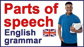 getlinkyoutube.com-Parts of speech with examples | English grammar