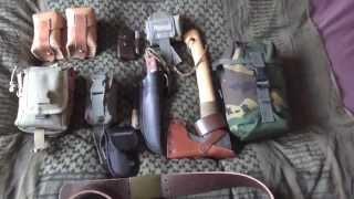 getlinkyoutube.com-Bushcraft & Survival belt kit