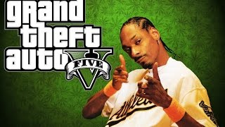 getlinkyoutube.com-Snoop Dogg  - Smoke weed everyday|| GTA 5 music video (remix)