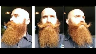 getlinkyoutube.com-One year beard and mustache