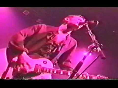 Manic Street Preachers - Natwest @ London Astoria 1992