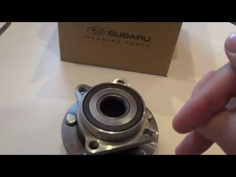 Кто делает ступицы для Subaru