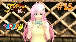 getlinkyoutube.com-J-Stars Victory VS+ :  Gameplay Walkthrough Part 15 - Hope Arc / Lala Satalin Deviluke | ENGLISH
