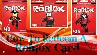 getlinkyoutube.com-How To Redeem A Roblox Card 2015